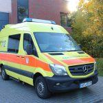 Notfallkrankenwagen